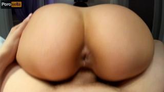 Perfect Ass Milf Jumps on a Big Dick – Amateur